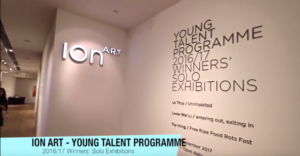 ION art young talent programme