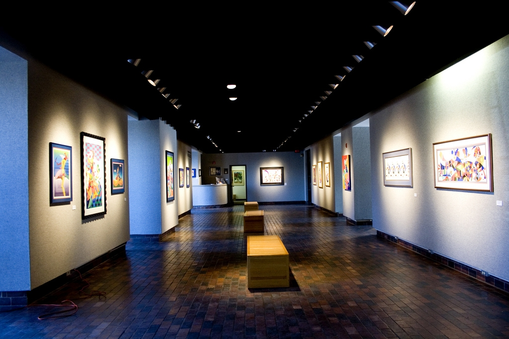art events and exhibitions