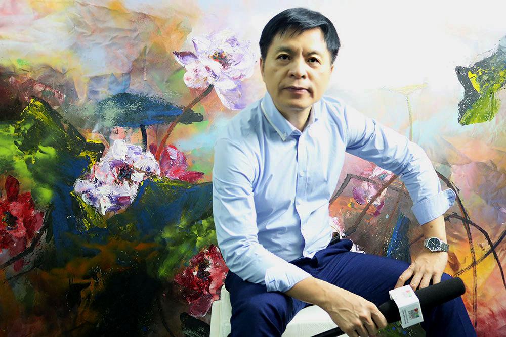 singapore artist fan shao hua