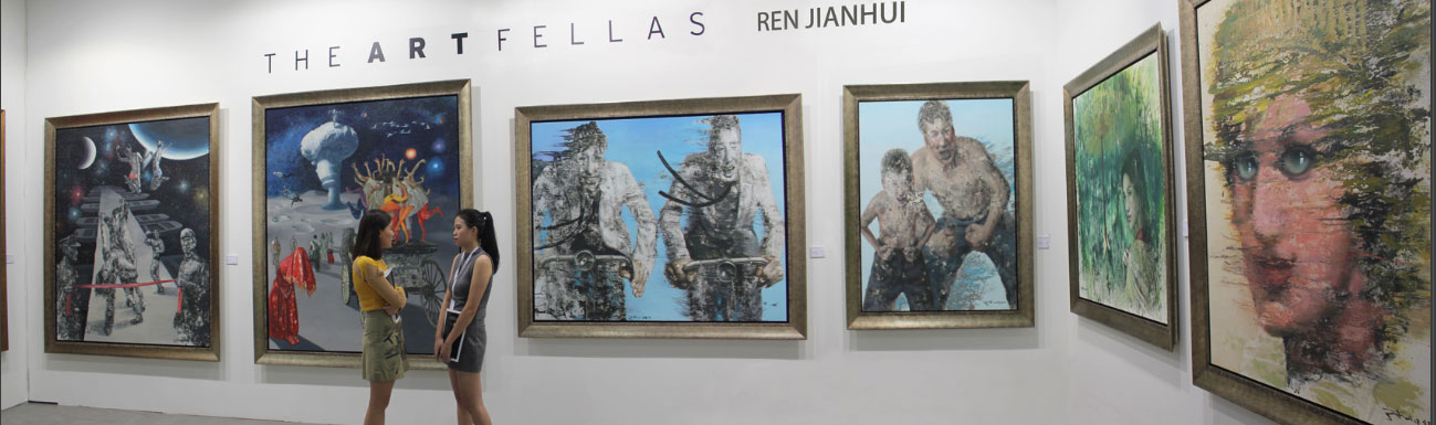 Art Exhibition - Ren Jian Hui