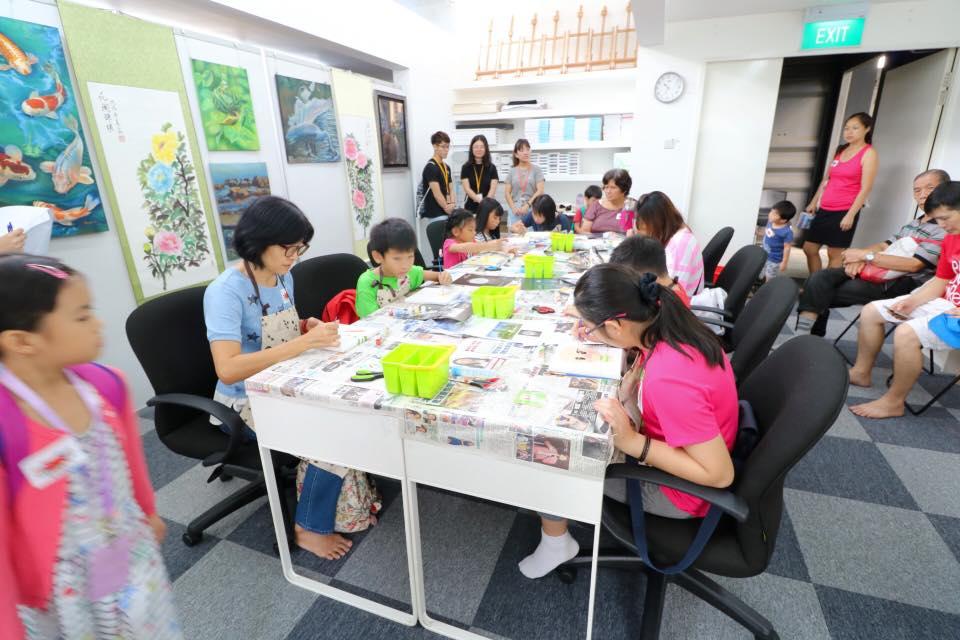 Artist Studio OpenHouse Art Workshop