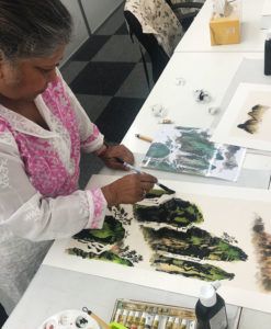 chinese ink painting workshop