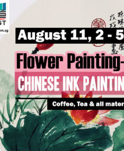 lotus painting workshop