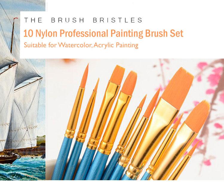 Nylon Painting Brush
