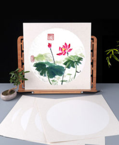 chinese painting art card