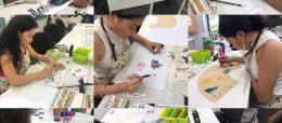 singapore chinese painting class