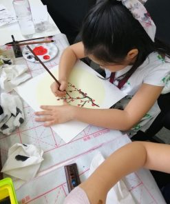 Chinese painting course for kids - plumtree