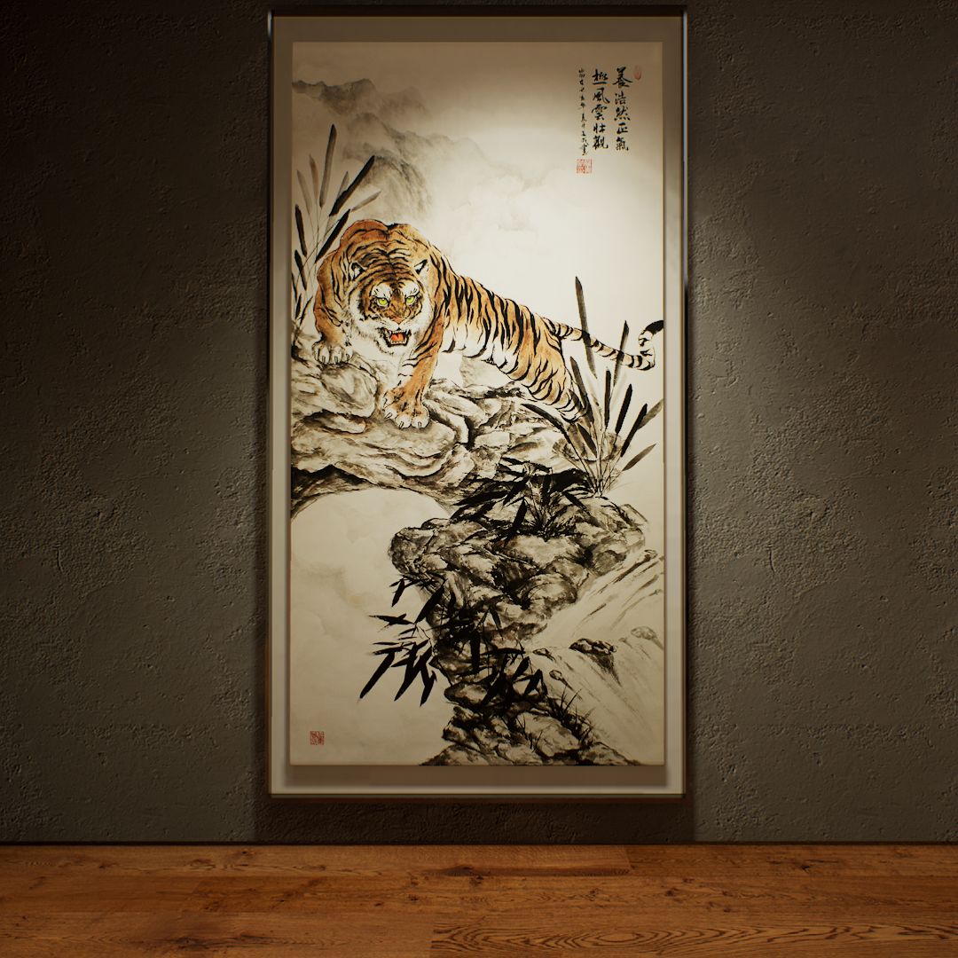 Chinese Painting Advanced Course