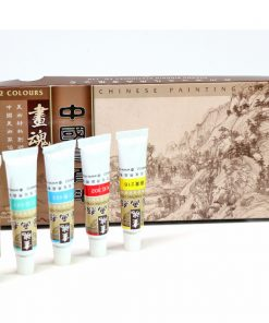 Chinese painting color set