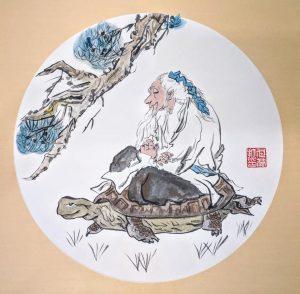 Day 10 < On Time > by Fu Pei Lan