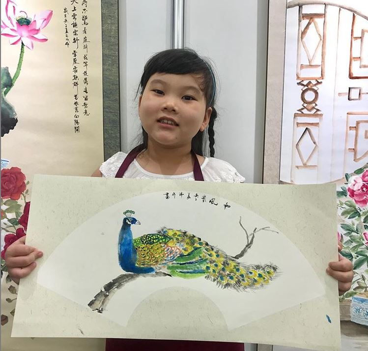 Singapore Chinese Painting Course for Children