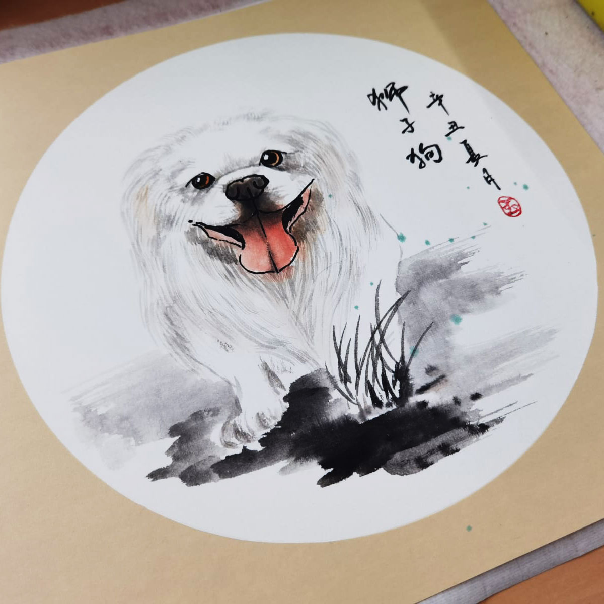 Singapore chinese painting course for junior