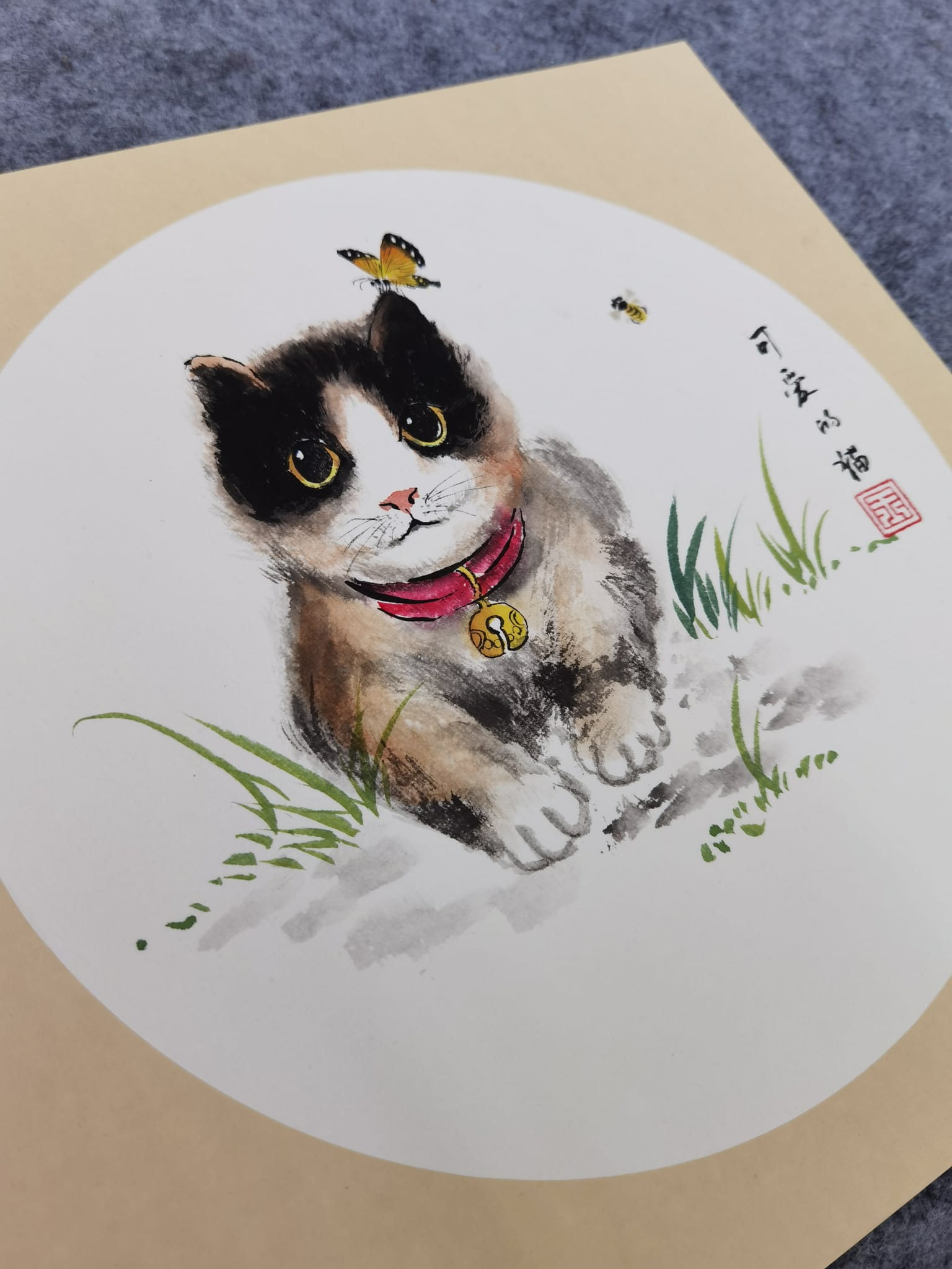 chinese painting class in sg
